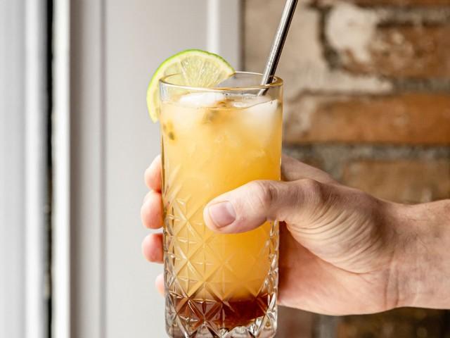 The Friendly Kitchen Cocktail Marni