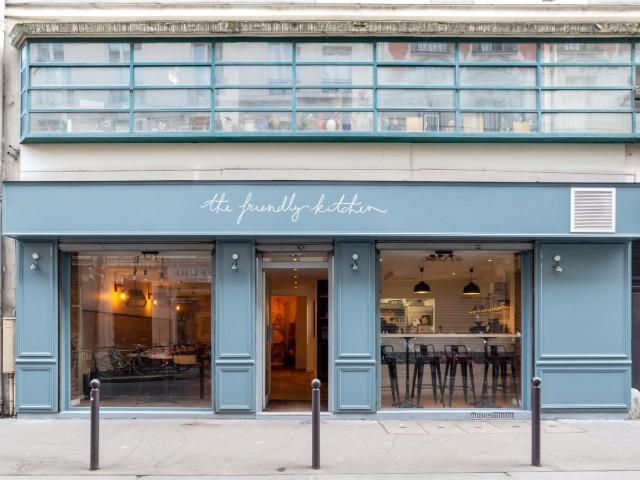 The Friendly Kitchen La façade