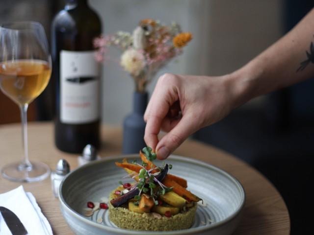 The Friendly Kitchen Risotto de quinoa façon tajine